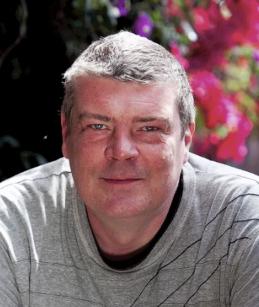 Claus, maths lecturer at NIC